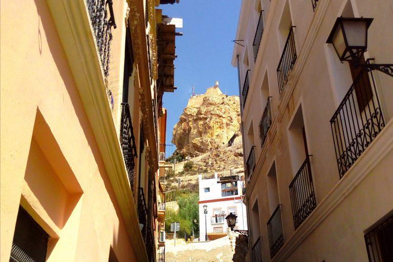 La Cara del Moro : the famous legend of Alicante