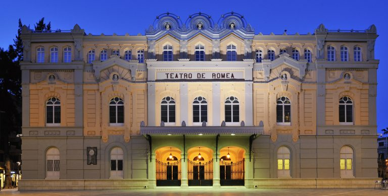 The Legend of the Romea Theater
