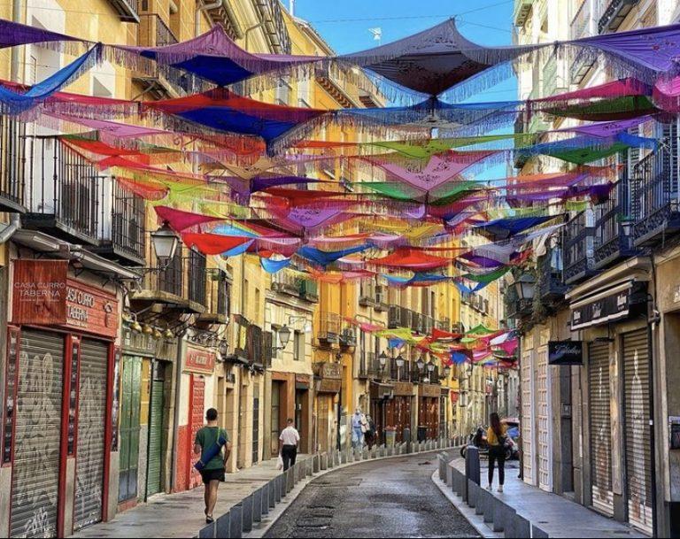 Explore the various neighborhoods in Madrid City