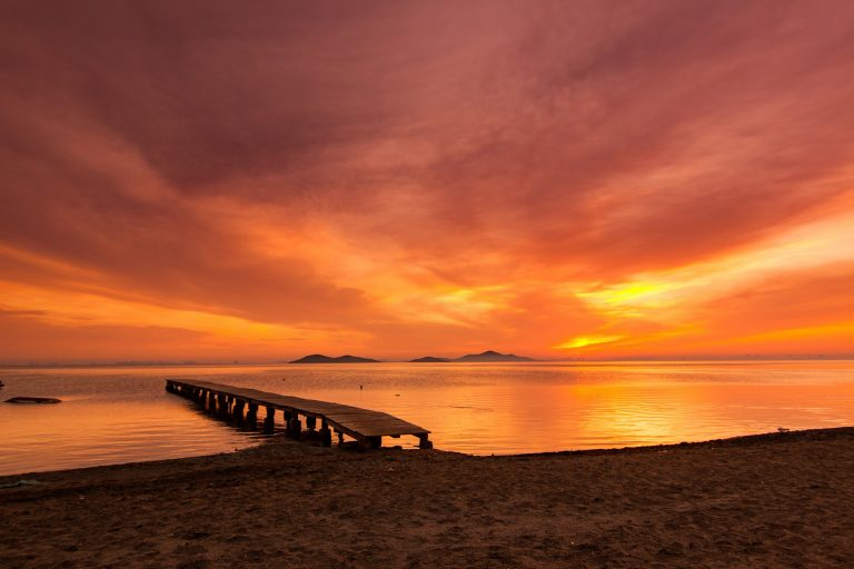 The most beautiful beaches of the Mar Menor
