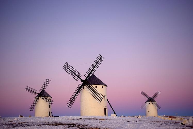 On the trail of Don Quijote de la Mancha